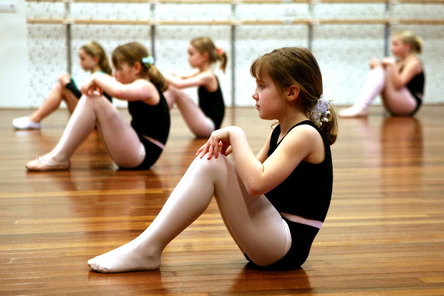 Balletkleding in Arnhem