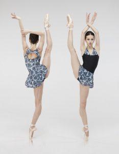 Luxe balletpakjes van Wear Moi